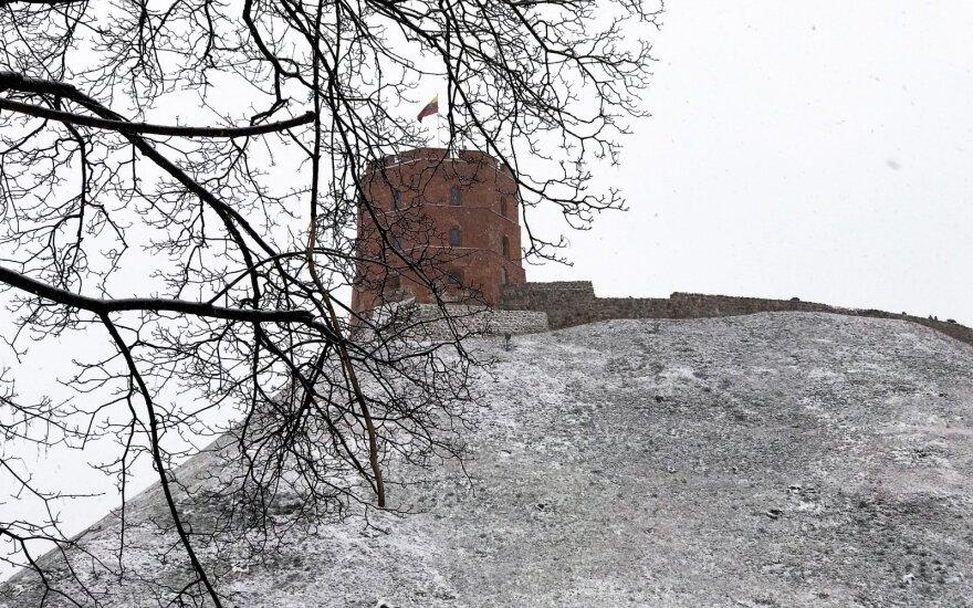 Kitokie pasivaikščiojimai. Radvilos gaidys, Barboros šmėkla ir kitos Vilniaus legendos