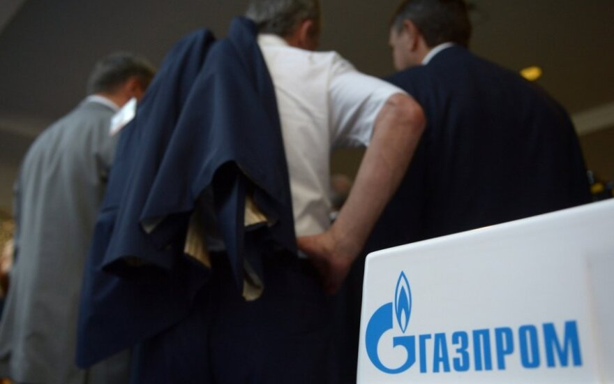 Gazprom asks Vilnius court for full access to documents on EUR 36m anti-trust fine