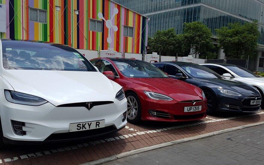 Kada elektromobiliai Lietuvoje nebebus egzotika?