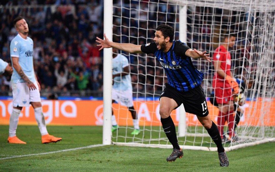 Milano Inter triumfas