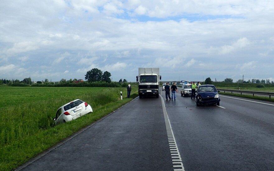 """Mirties keliu vadinamai """"Via Baltica"""" turi naują planą"""