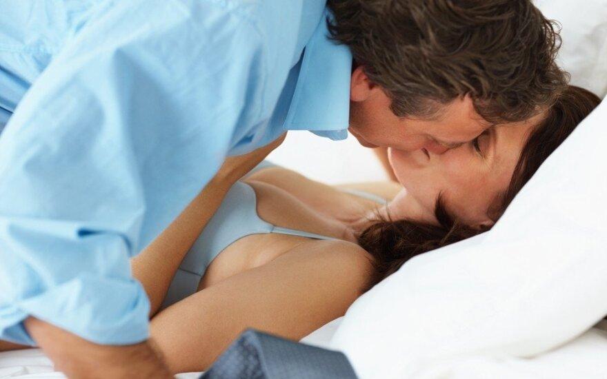 Pora atvirai papasakojo apie savo eksperimentą: ką reiškia mylėtis kasryt