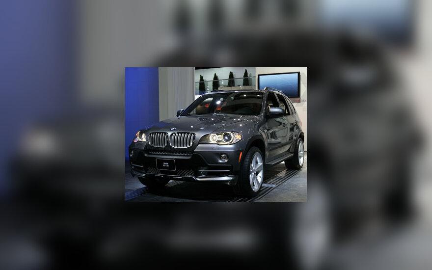 Naujasis BMW X5