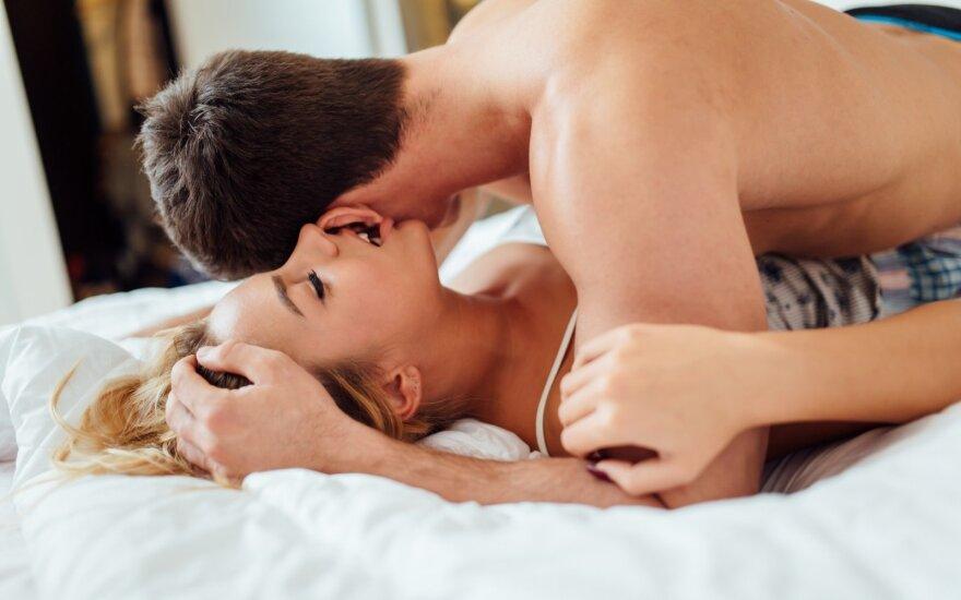 Subtilios gudrybės, kurias pasitelkus seksas niekada netaps rutina
