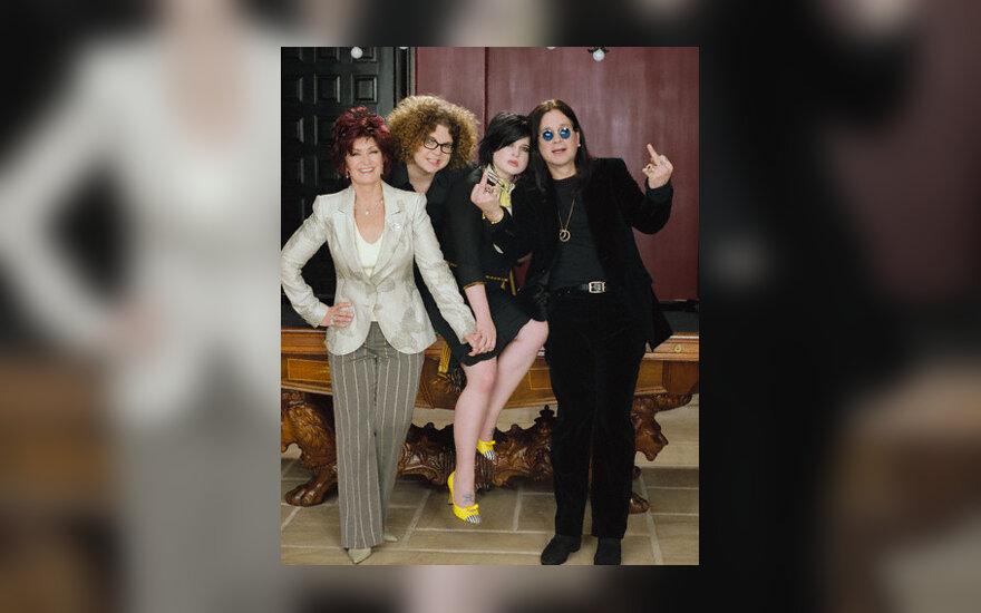 Osbourne`ų šeima - 2003