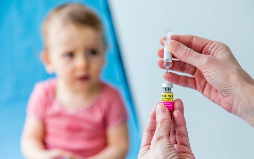 Kūdikiai Lietuvoje bus skiepijami nuo B tipo meningokoko