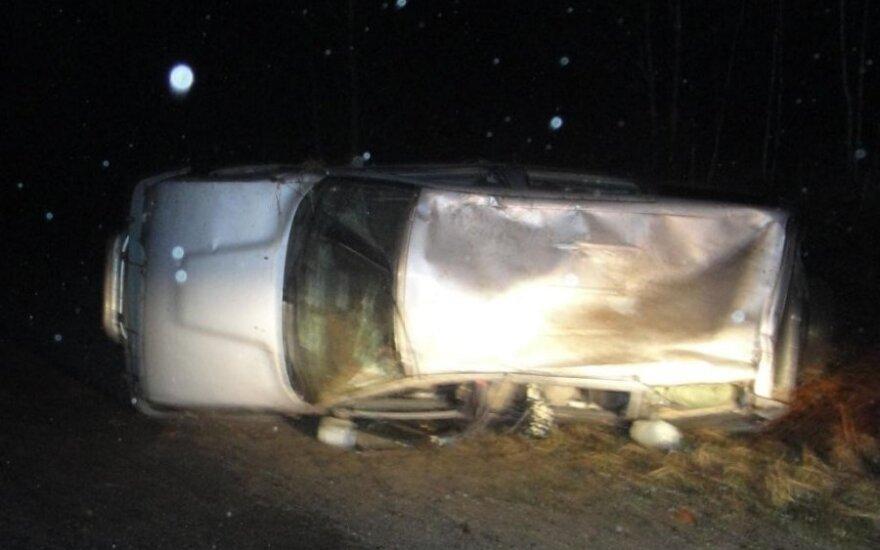 Pavogtą automobilį atgavo kaip metalo laužą