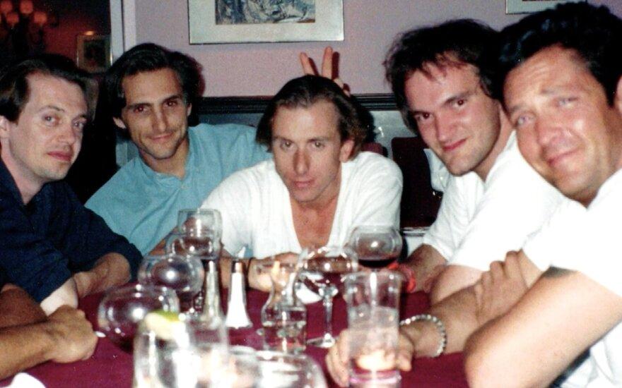 Quentin Tarantino su aktoriais