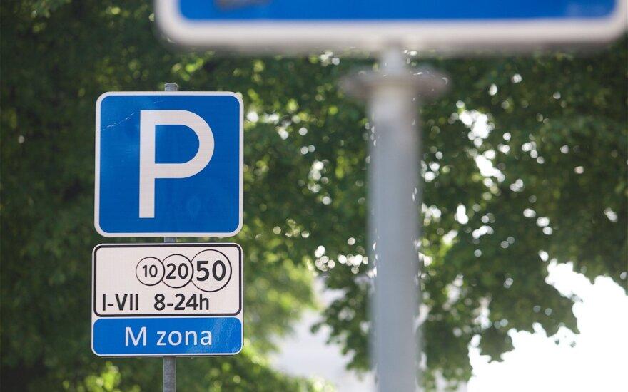 Vilniuje sausio 1-ąją keičiasi stovėjimo zonos – ar verta tuo rūpintis iškart po vidurnakčio?