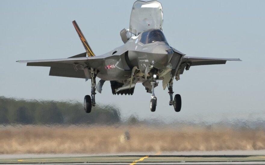 """Naikintuvas """"Lockheed Martin F-35 Lightning II"""""""