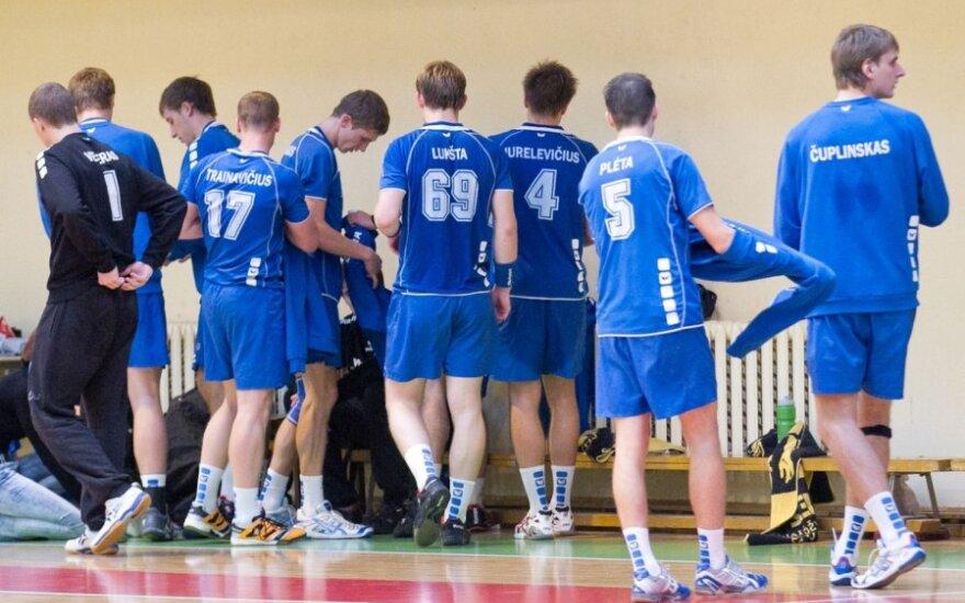 """Vilniaus VHC """"Šviesa"""" - HC """"Vilnius"""""""