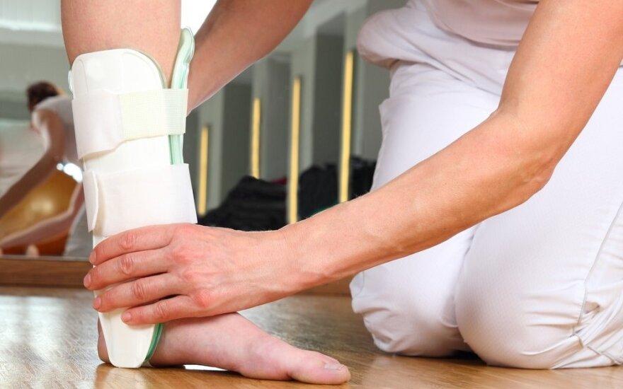 Specialistai pataria, kaip išvengti skausmingų traumų