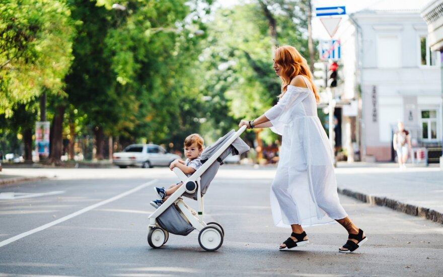 Tėvai su vaikais