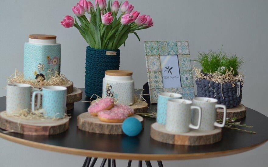 Nepriekaištingos Velykos: kaip marginti kiaušinius ir dekoruoti stalą