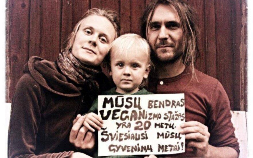 Veganai kviečia daugiau apie juos sužinoti