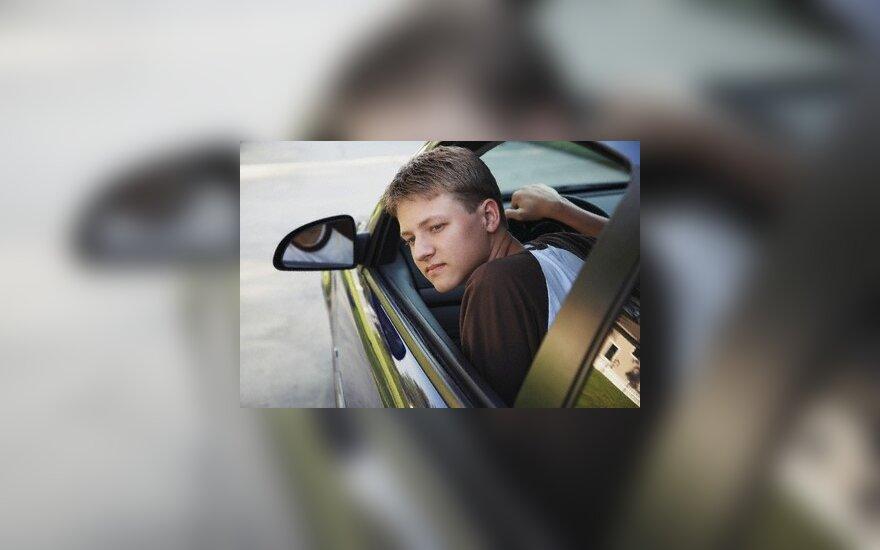 """E. Masiulis: """"Laikinus vairavimo pažymėjimus turintys vairuotojai galės juos pakeisti ilgalaikiais"""""""