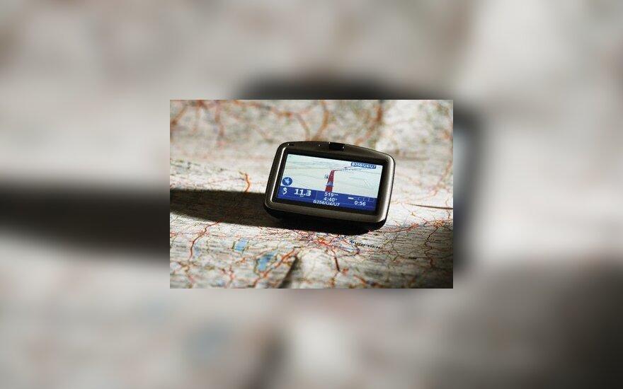 Navigacijos įranga