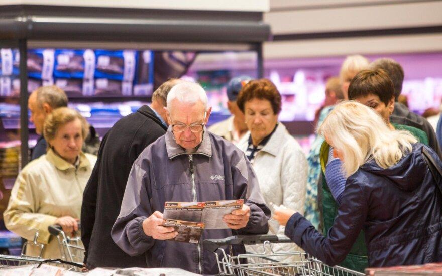 Lietuviams bet ko neįpirši – gręžiasi į elitiškesnes prekes