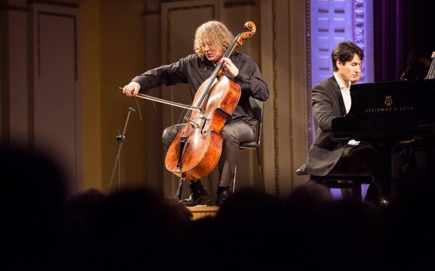 A. Kniazevo ir K. Uinsko dueto debiutas (G.Akelio nuotr.)