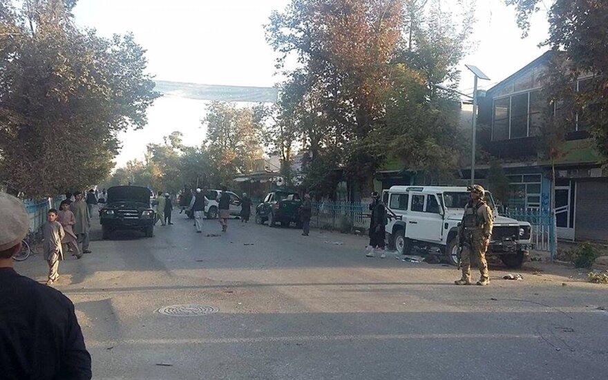 Afganų pajėgos atkovojo Kundūzo kontrolę