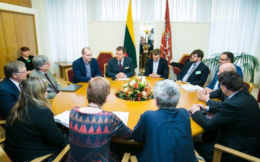 Aukštojo mokslo pertvarką Seime planuojama svarstyti šioje sesijoje