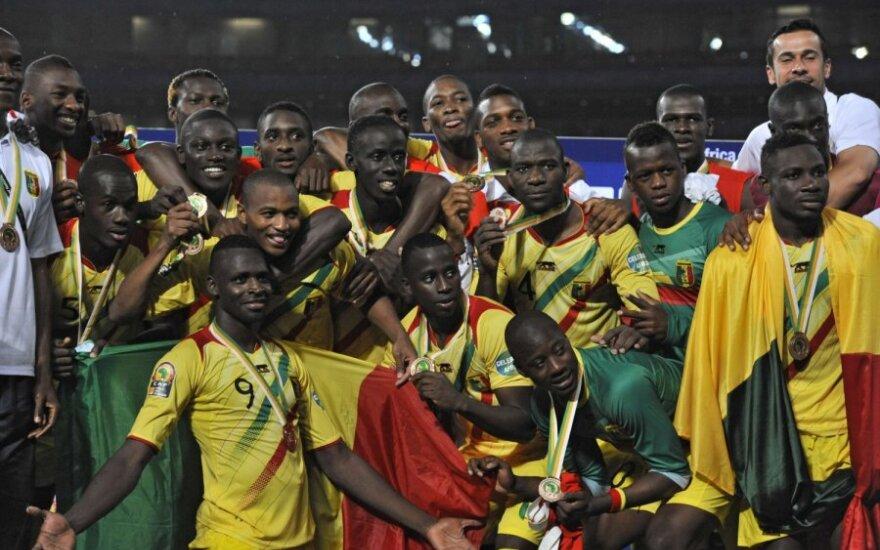 Malio rinktinės futbolininkai - Afrikos Nacijų taurės turnyro bronzos medalių savininkai