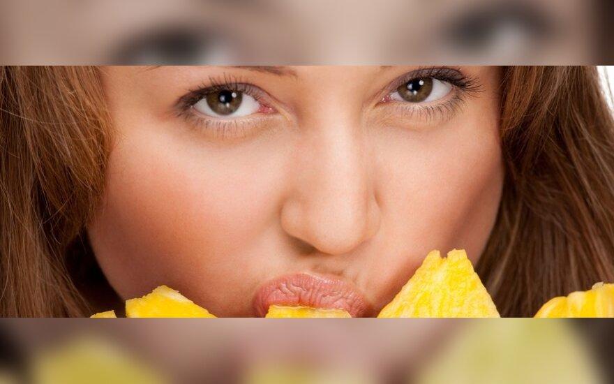 """Maisto produktai, malšinantys <span style=""""color: #ff0000;"""">menstruacinį skausmą</span>"""