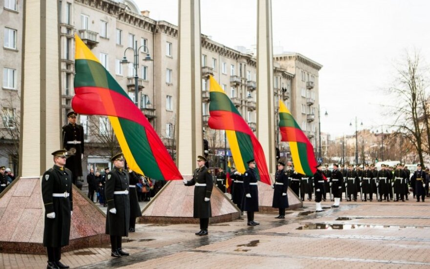 Illustrious attendance expected at Lithuania's 25th independence anniversary