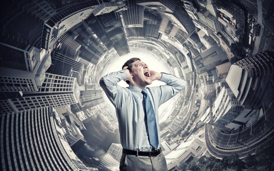 Mokslininkas paaiškino, iki ko gali privesti šių laikų rykšte tapęs stresas