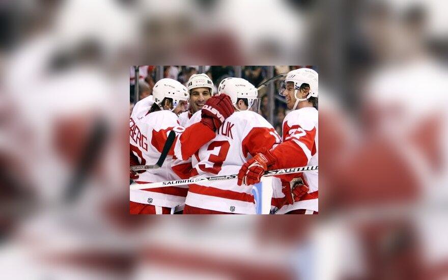 "Detroito ""Red Wings"" ledo ritulininkai"