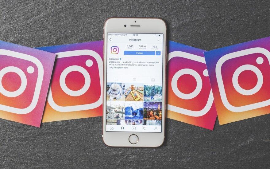 """Instagram"" stiprina kovą su patyčiomis"
