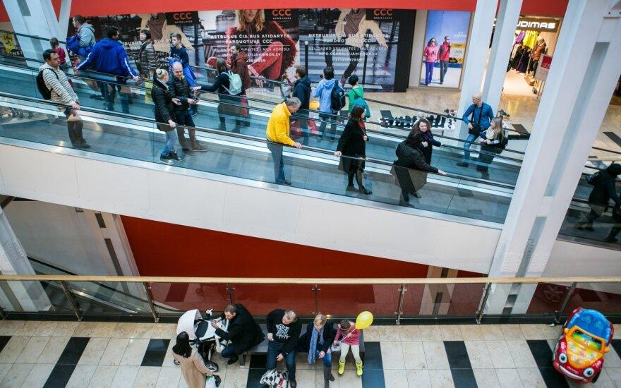 Šiemet atidarys dešimtis naujų parduotuvių