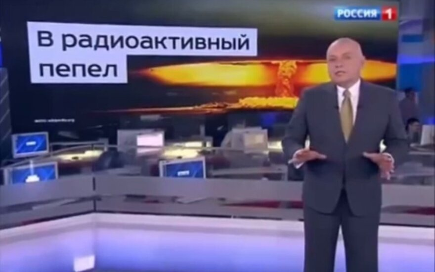 Kremliaus ruporas rado būdą, kaip pasiekti rusiškai nemokantį Lietuvos jaunimą