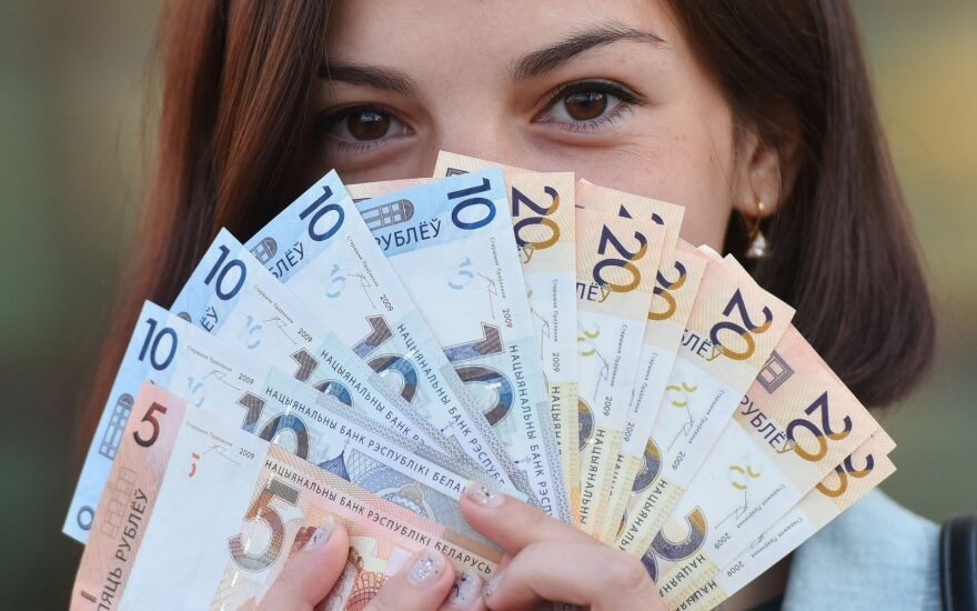 Atlyginimai Rusijoje per metus realiai padidėjo 2,8 proc.