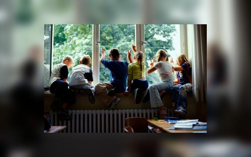 Vaikų darželiuose – pavojai mažylių sveikatai