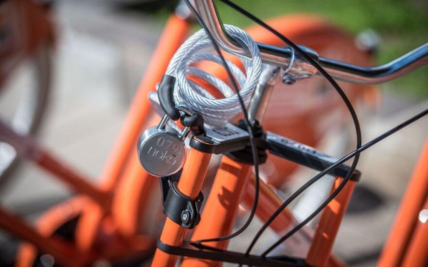 """""""CityBee"""" dviračiai"""