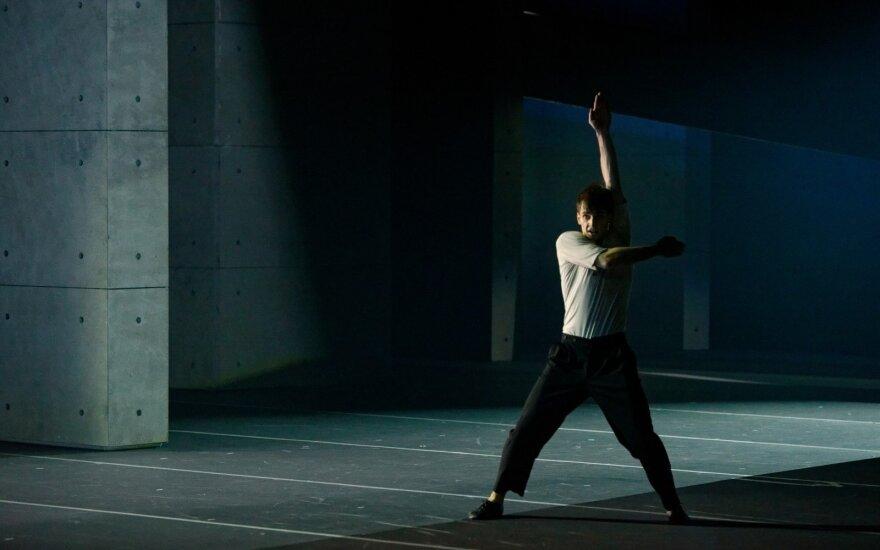 """Procesas"". Baleto scena"
