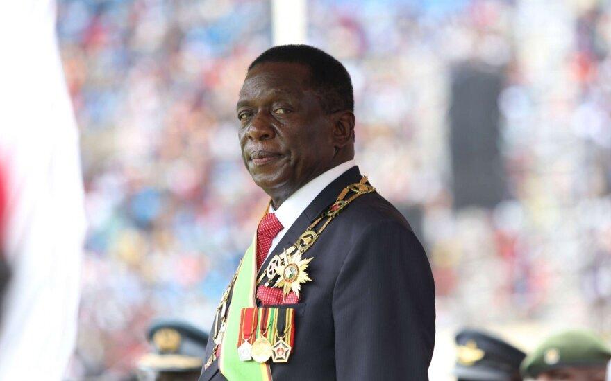 Emmersonas Mnangagwa