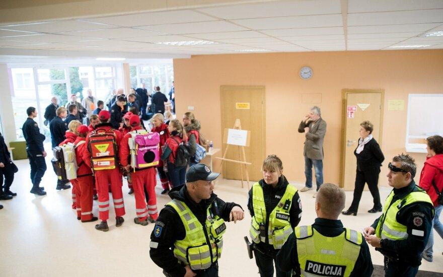 Vilnius tikrino, ar yra pasiruošęs organizuoti gyventojų evakavimą