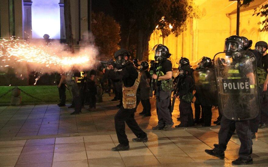 Protestas Gruzijoje