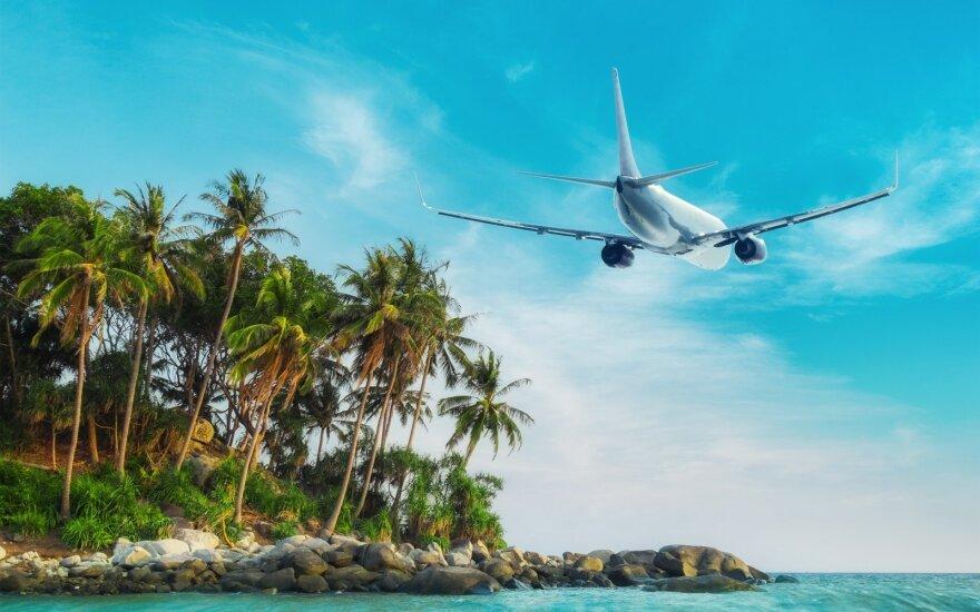 Naujus miestus pasieksime lengviau: savaitgalį prasideda vasaros skrydžių sezonas