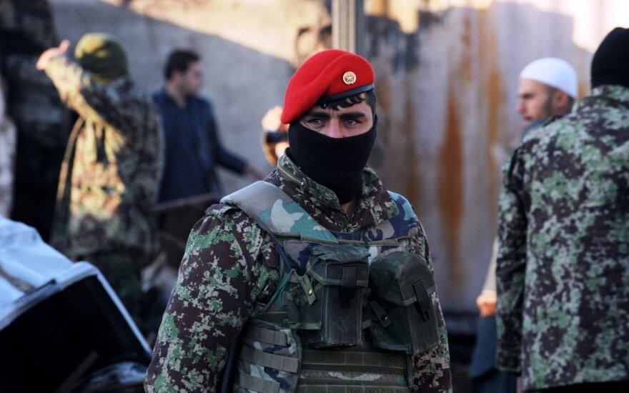 Paliaubos Afganistane pratęstos nebus, kovos tęsis toliau, sako Talibanas