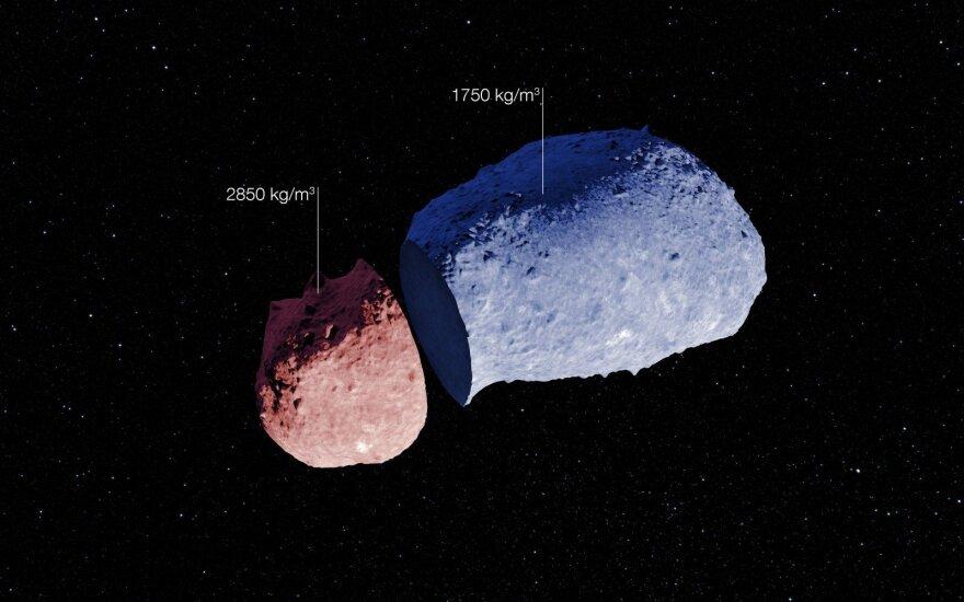 Asteroidas Itokawa