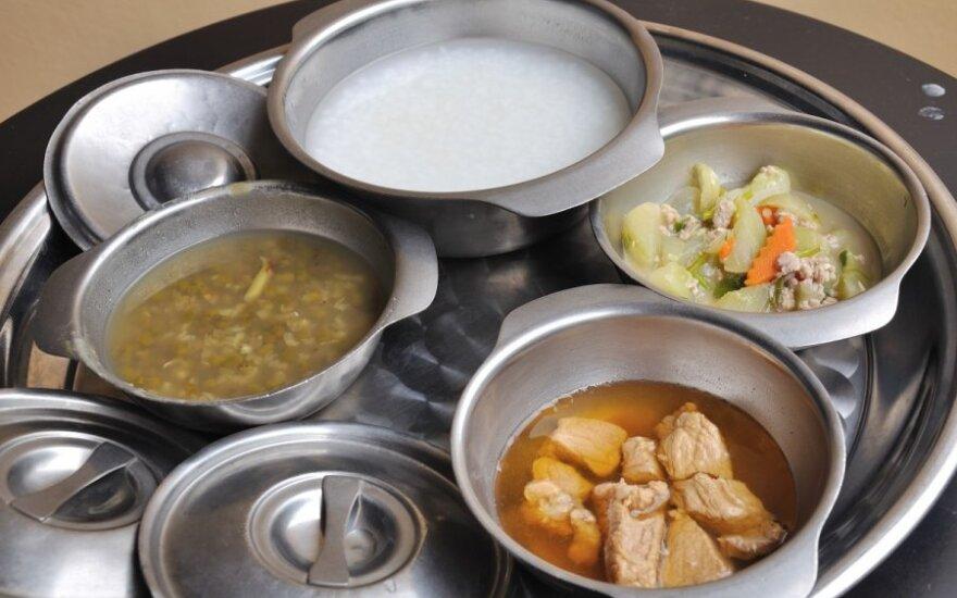 Ligoninės maistas