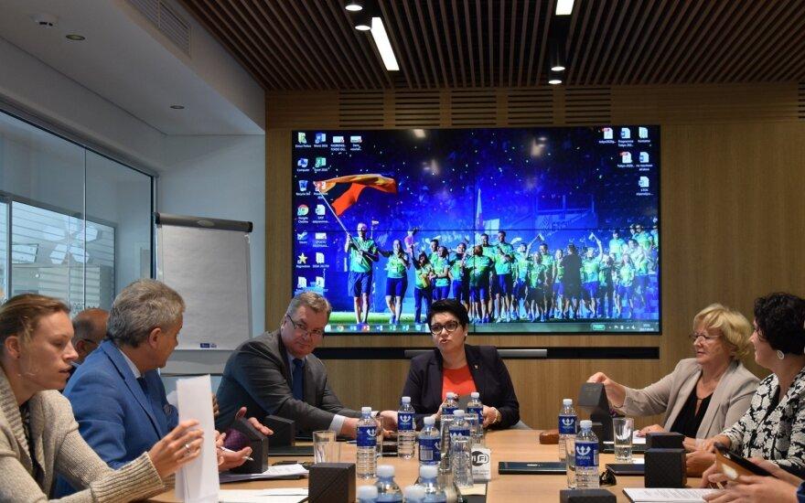 LTOK įvardino Lietuvos olimpiečiams Tokijuje gresiančius iššūkius