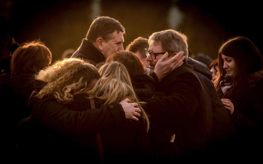 Jano Kuciako laidotuvės