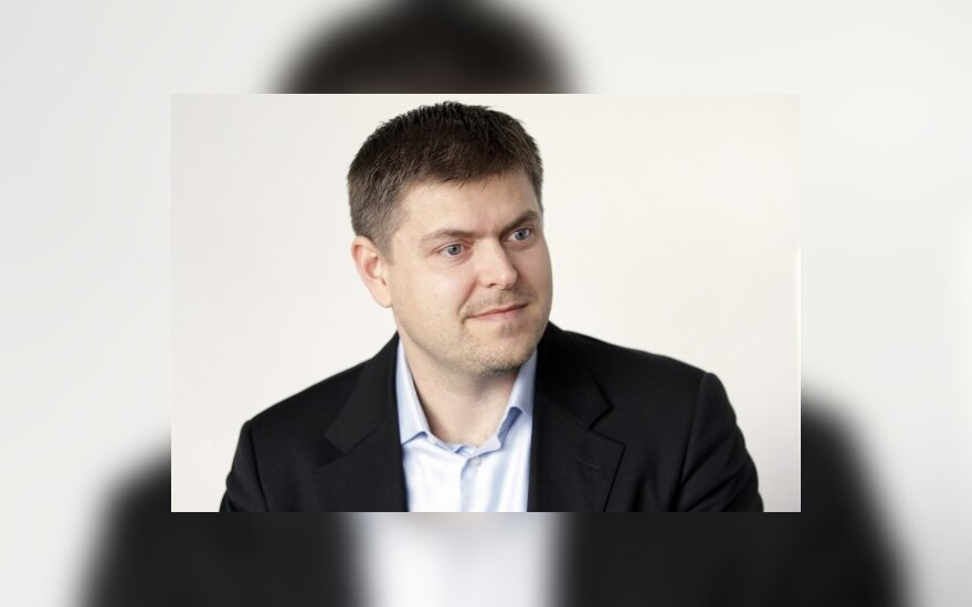 """""""GetJar"""" įkūrėjas: Lietuvoje yra darbuotojų rojus"""