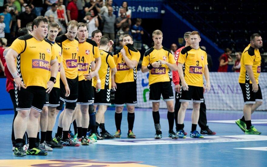 Pasaulio rankinio čempionato atranka: Lietuva – Islandija