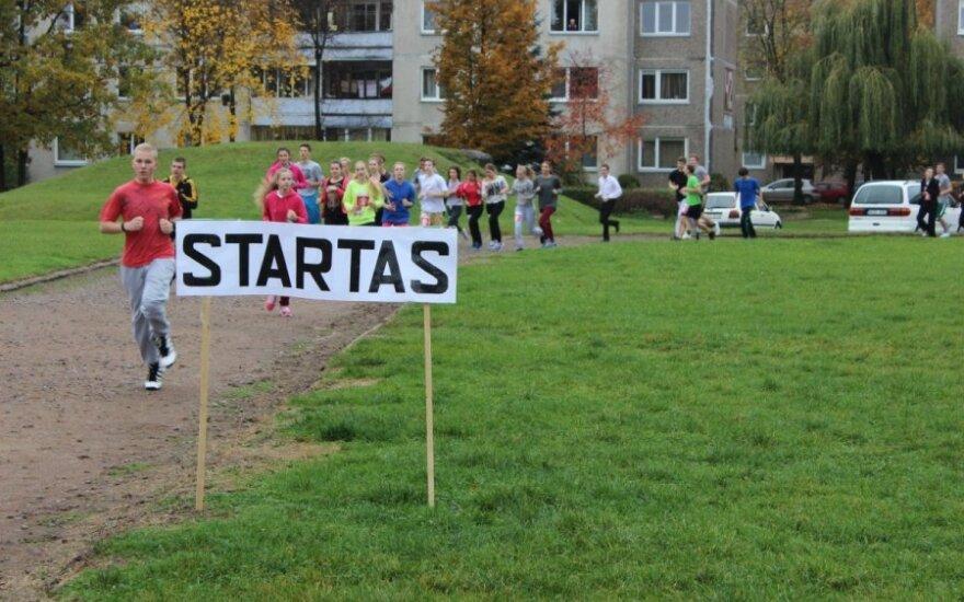 Solidarumo maratone bėgs ir olimpiečiai, ir judėjimo negalią turintys vaikai