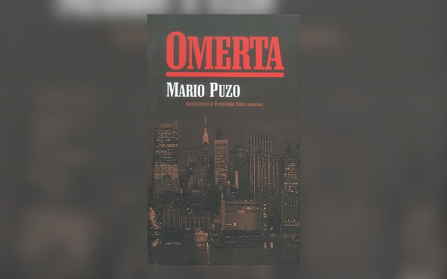 "Mario Puzo ""Omerta"""